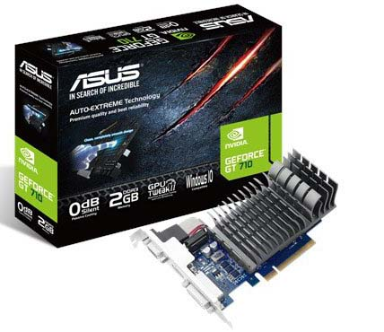 ASUS Nvidia GeForce GT 710 Graphic Card