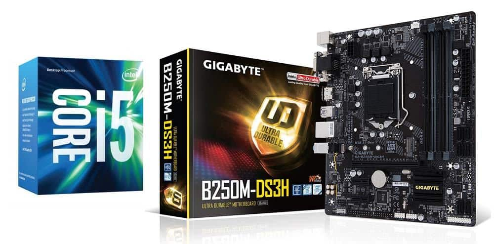 CPU and Motherboard for Editing PC Build Under Rs.7000 in India