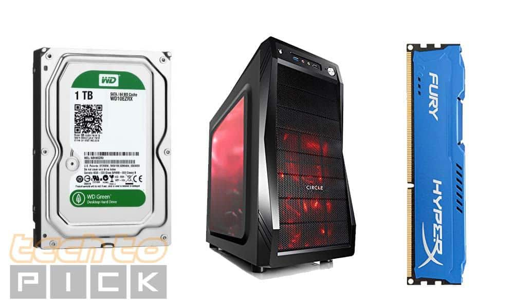 Editing PC Build Components