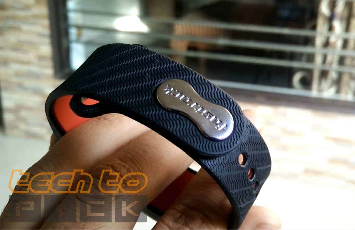 Fastrack Reflex fitness strip