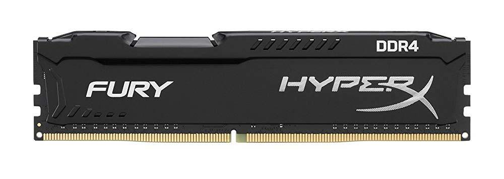 HyperX Fury DDR4 RAM for Editing PC Build in India