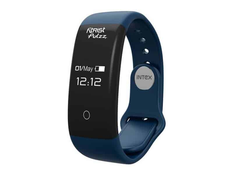 Intex Fitrist Pulzz best fitness band