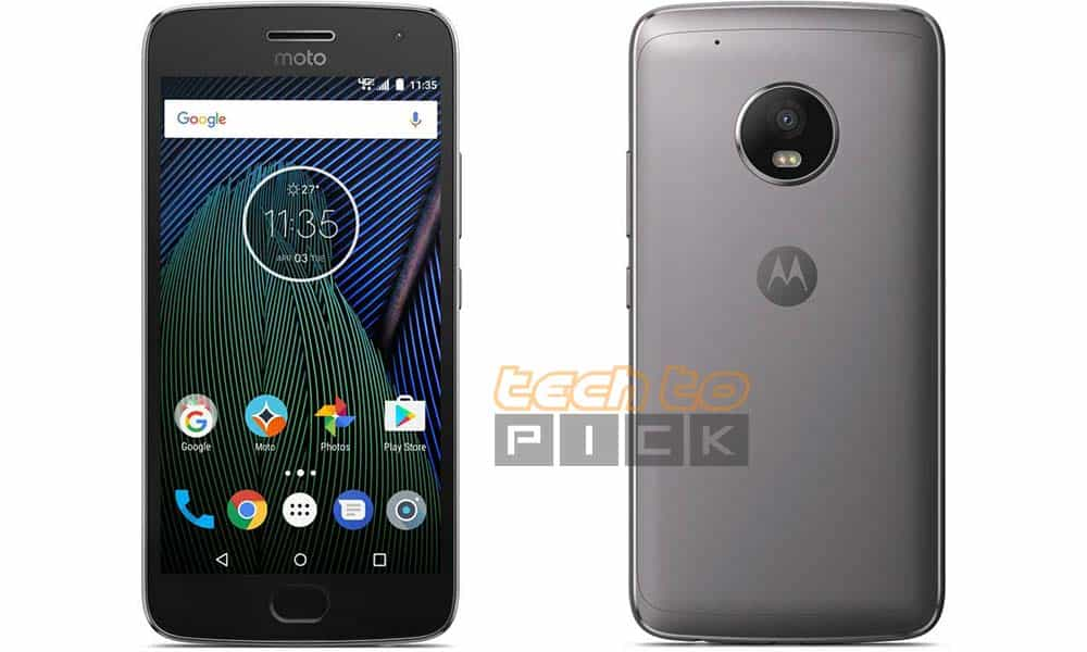 Moto G5 Plus Space Gray Smartphones phones below 20000