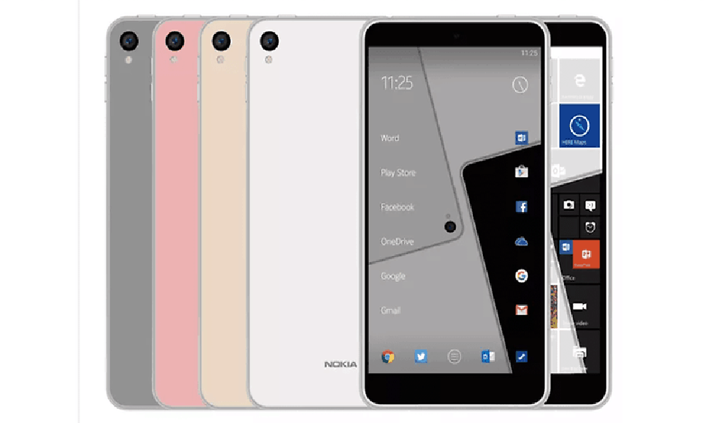 Nokia Android P1
