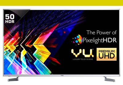 Vu 50 inch 4K Smart LED TV