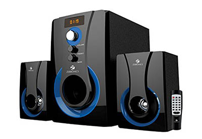Best 2.1 Speakers below 2000 rupees